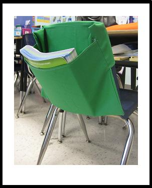 Green Chair Pocket